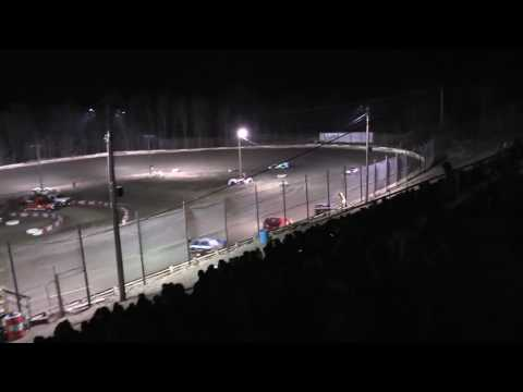 Hilltop Speedway Modified Feature 3-24-17