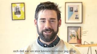 TOBIAS alumn Kulturverkstan