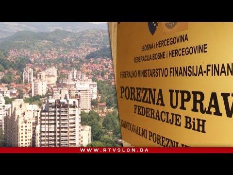 Porezni obveznik u TK nije isti kao u Sarajevskom kantonu - 15.03.2018.