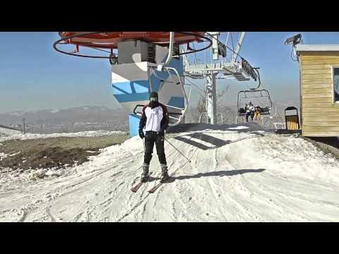 Sky resort Mongolia
