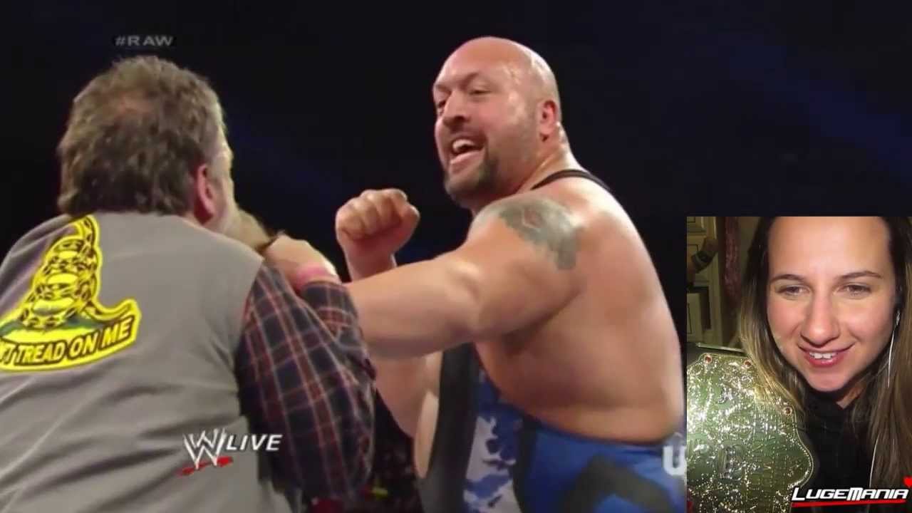 Wwe big show ass