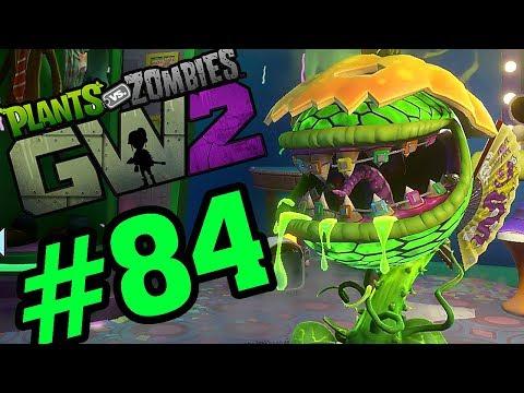 Plants Vs Zombies 2 3D - TOXIC CHOMPER #84 - Hoa Quả Nổi Giận 2 3D