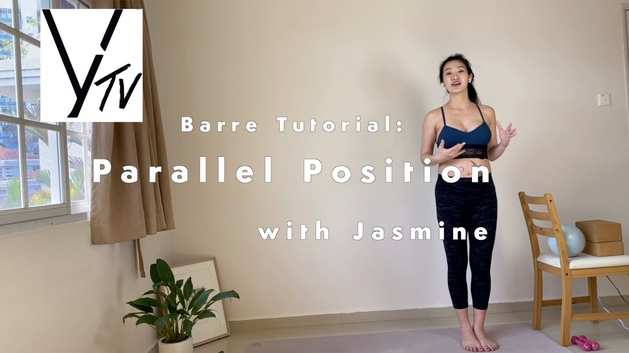 Barre Tutorial with Jasmine: Parallel Position