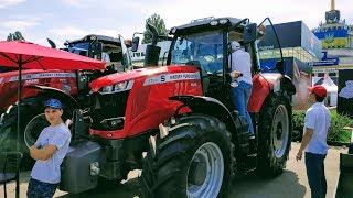 Огляд 200-сил трактора Massey Ferguson 7722 | John Deere вже не лідер чи конкурент ХТЗ?