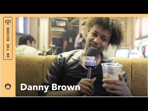 Danny Brown Talks Love: On The Record (interview)