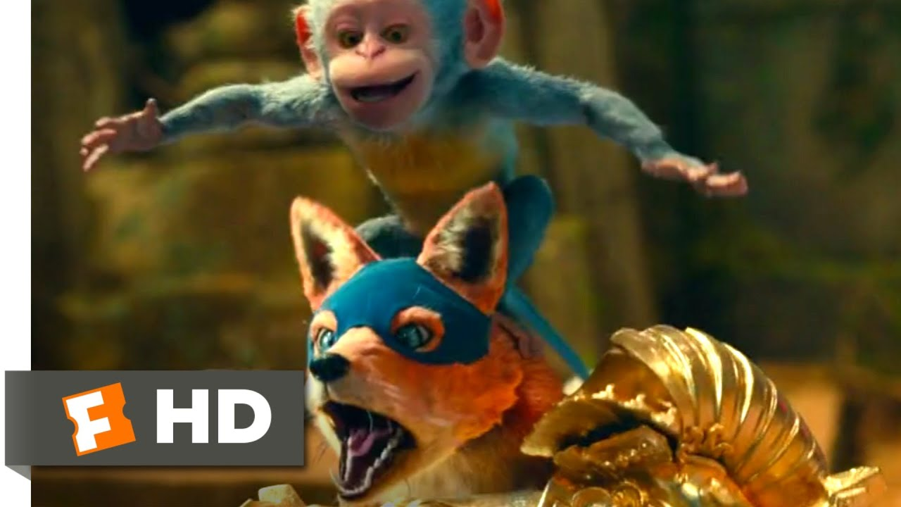 Download Dora and the Lost City of Gold (2019) - Angering the Gods Scene (9/10) | Movieclips