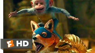 Dora and the Lost City of Gold (2019) - Angering the Gods Scene (9/10) | Movieclips