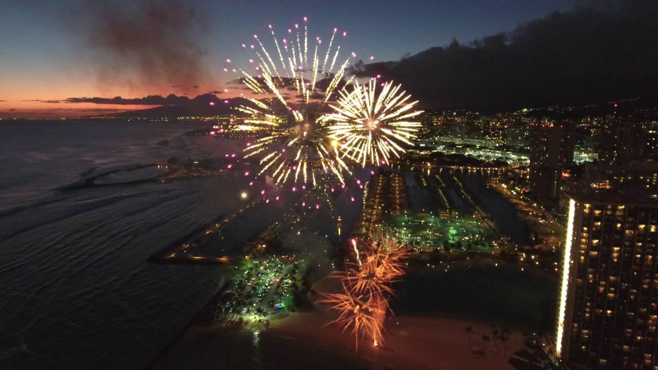 Waikiki Fireworks Sail On The Holokai Catamaran Hanauma Bay Tours