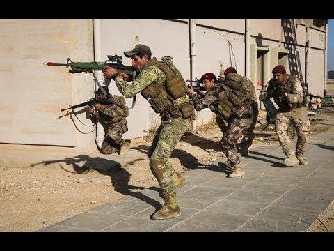 أخبار عربية | يوجد المئات من مقاتلي داعش في #تلعفر حسب الجيش العراقي