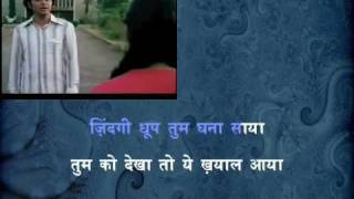Tumko Dekha to Ye Khayal Aaya (H) - Saath Saath (1981)