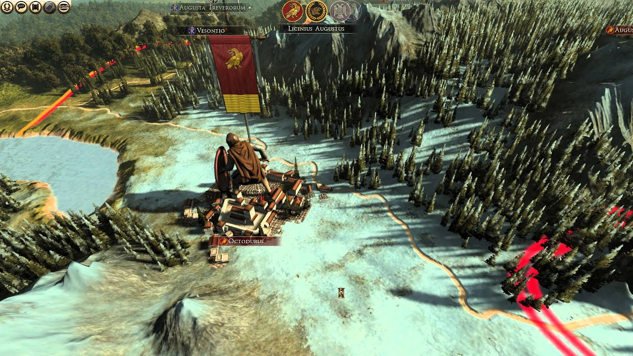 Total War: Rome II - Ep. 1: Constantine: Rise of Christianity ...