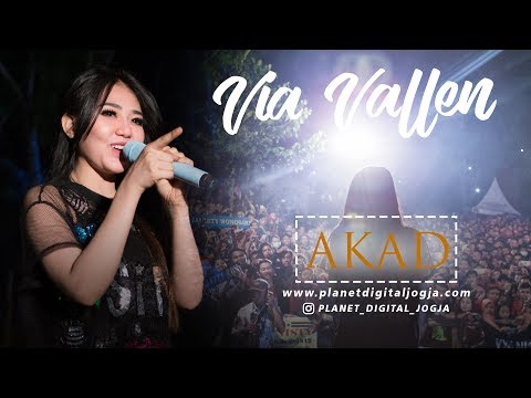 AKAD - PAYUNG TEDUH  FULL HD (Cover By VIA VALLEN) LIVE PERFORM SERIBU BATU MANGUNAN