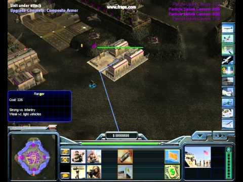 Generals Zero Hour unlimited resource&general power
