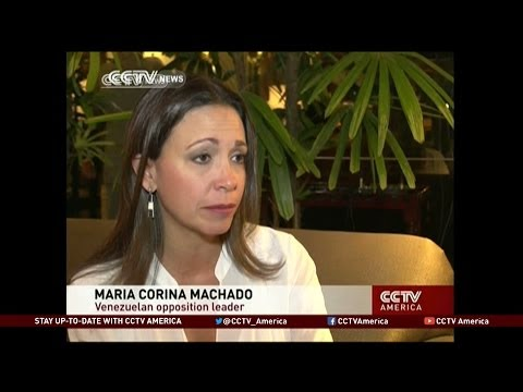 CCTV Interview with Venezuelan Opposition Leader