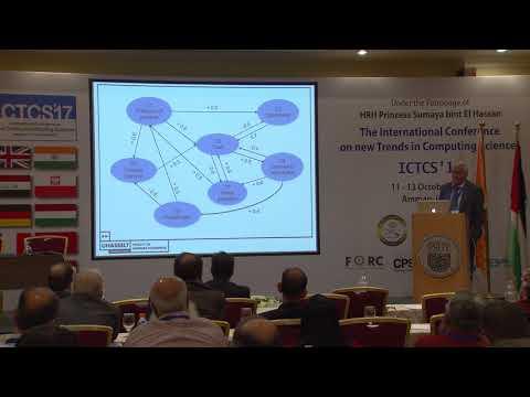 ICTCS '17 Keynote Speech: Fuzzy Cognitive Maps.