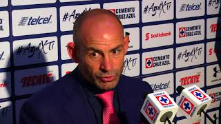 """Pero es que parecemos estúpidos"": dijo Jémez sobre la derrota de Cruz Azul thumbnail"