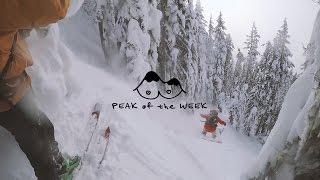 Jim Hill Mountain and Lanham Lake Backcountry Ski/Splitboard Tour, Stevens Pass