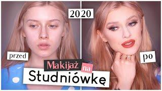 Makijaż studniówkowy 2020!