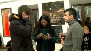 """Благодійна виставка на підтримку діяльності галереї """"Триптих Арт"""""""