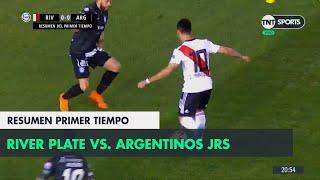 Resumen Primer Tiempo: River Plate vs Argentinos Jrs | Fecha 3 - Superliga Argentina 2018/2019