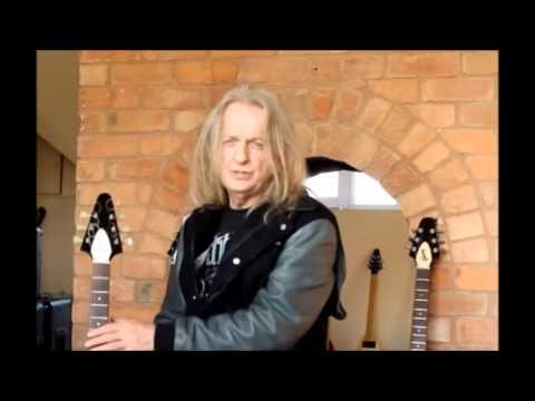 Would KK Downing reunite w/ Judas Priest? - Enter Shikari tour - Metal Church update