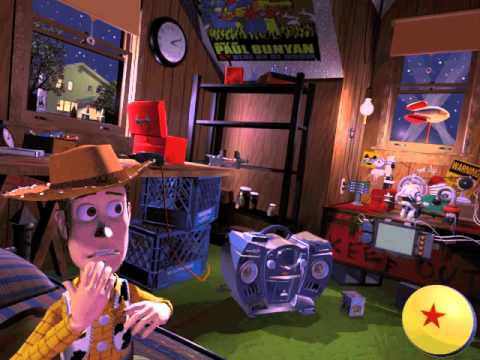 Gameplay Follow-Up: More Toy Story Activity Center!