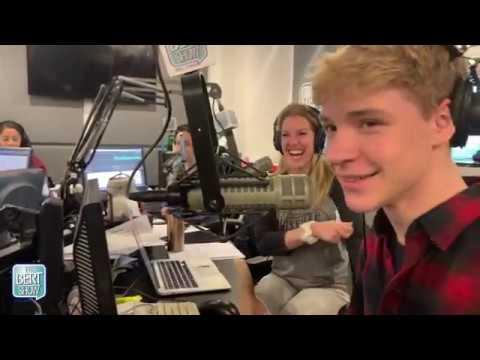 Son of Backstreet Boy & Singer Baylee Littrell Hangs In Studio! Mp3