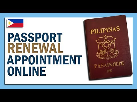 How to file passport online