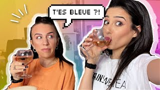 DU VIN, DES CONFIDENCES, ET DU MAKE-UP #1 - Horia