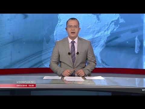 News Edition in Albanian Language - 9 Mars 2018 - 19:00 - News, Lajme - Vizion Plus