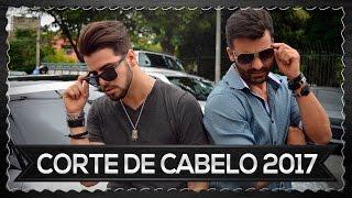 Corte de Cabelo Masculino 2017 - Com T3ddy