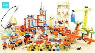 レゴ シティ 消防セット 2019  全6セット紹介  /LEGO CITY 2019 All Fire sets