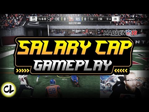 BEST SALARY CAP TEAM MONEY CAN BUY! MUT MASTER SEAN TAYLOR GRIND! Madden 18 Ultimate Team Gameplay