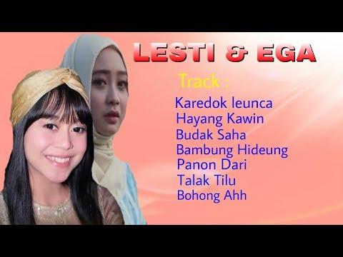 LESTI & EGA nyanyi lagu pop sunda asyik buat digoyang