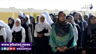 محافظ قنا يفتتح مدرسة ثانوية بدندرة بتكلفة 2 مليون جنيه.. فيديو