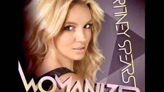 Britney Spears Womanizer Chipmunk
