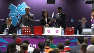 London 2012: Badminton Olympic draw is made