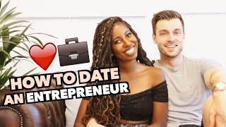 8 TIPS FOR DATING AN ENTREPRENEUR/DRIVEN GUY WHO IS ALWAYS WORKING | @LeoniJoyce