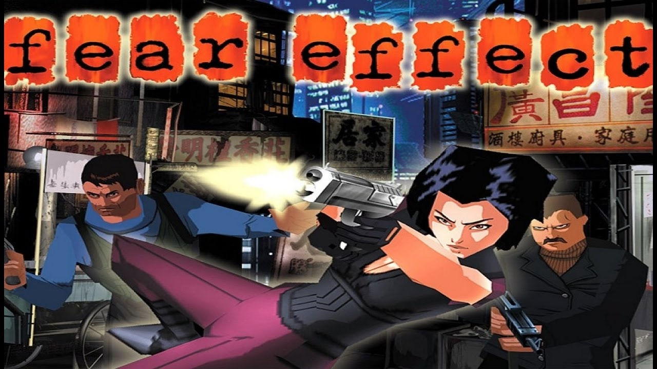 Image result for fear effect ps1