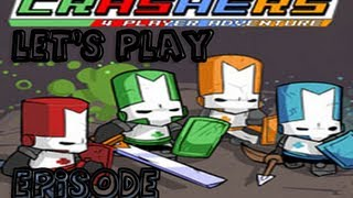 Castle Crashers Let