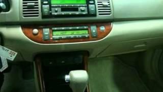 2004 Toyota Camry #1K016B in McPherson Lindsborg, KS video