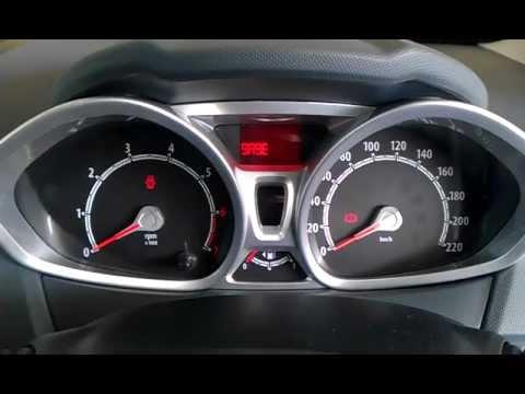 1996 Ford Ranger Wiring Ford Fiesta Mk7 Secret Access Code Youtube