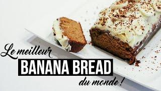 Le meilleur BANANA BREAD du monde !  Coline