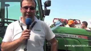 Fendt tractors + Zuidberg - What's new? - Enovitis in campo
