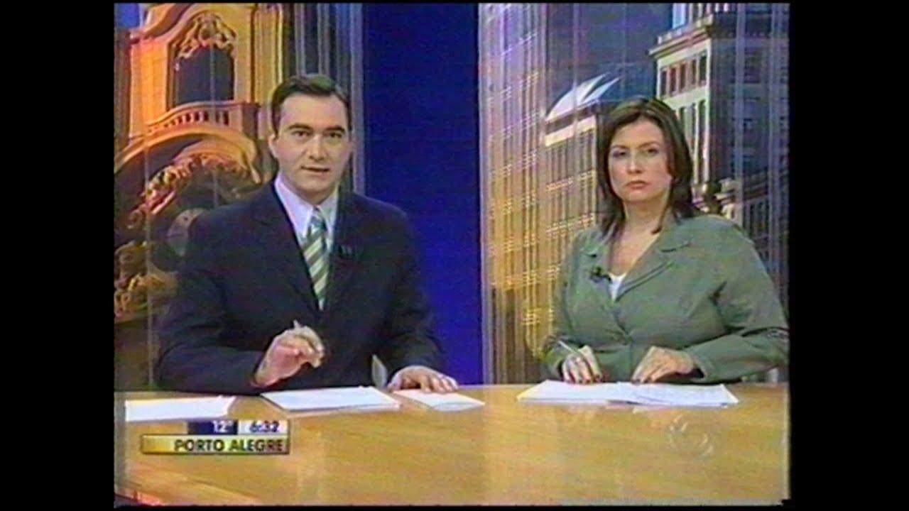 Alegre Bom Dia: Porto Alegre (15/05/2006)