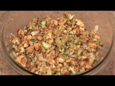 Delicious Herbed Stuffing for Every Occasion Step By Step Chef