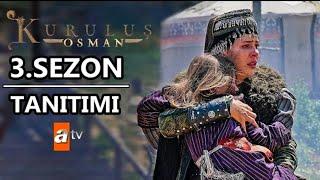 Kuruluş Osman 65.Bölüm Fragmanı - 3.Sezon | Kuruluş Osman 3.Sezon Tanıtımı