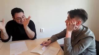 Фрагмент занятия, взрослые, Академия английского Языка Барнаул
