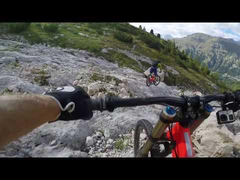 A Mountain Biker's Dream: Dolomites Descent | My POV w/ Richie Schley EP 7