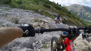 A Mountain Biker's Dream: Dolomites Descent | My POV w/ Richie Schley EP 7